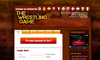 the wrestling game